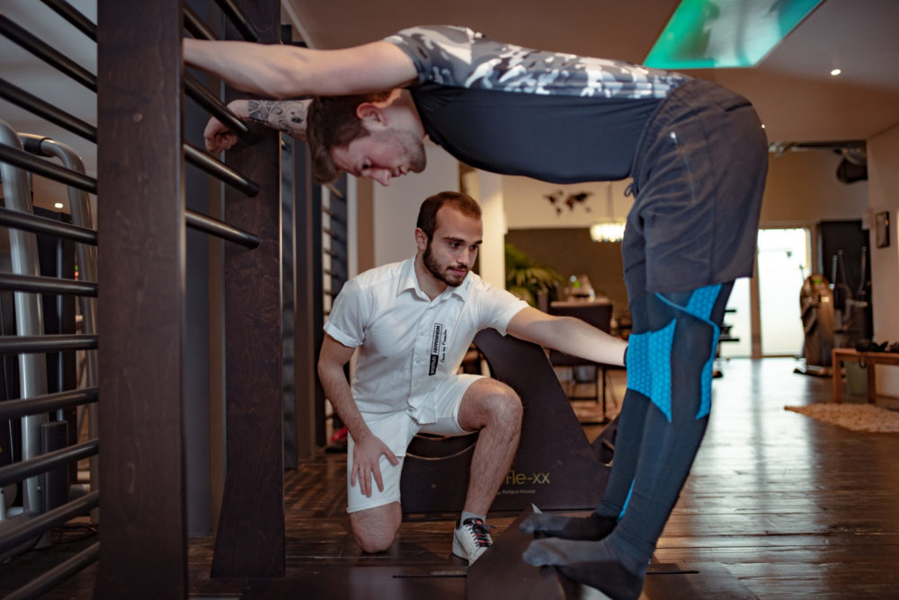 Fitnesstraining Qualität flexx Sportpark Heppenheim