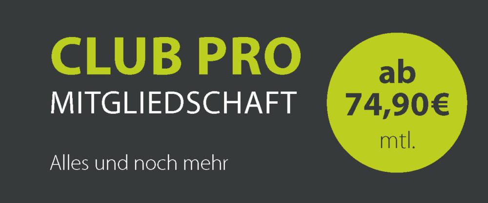 Club pro Mitgliedschaft im Sportpark Heppenheim