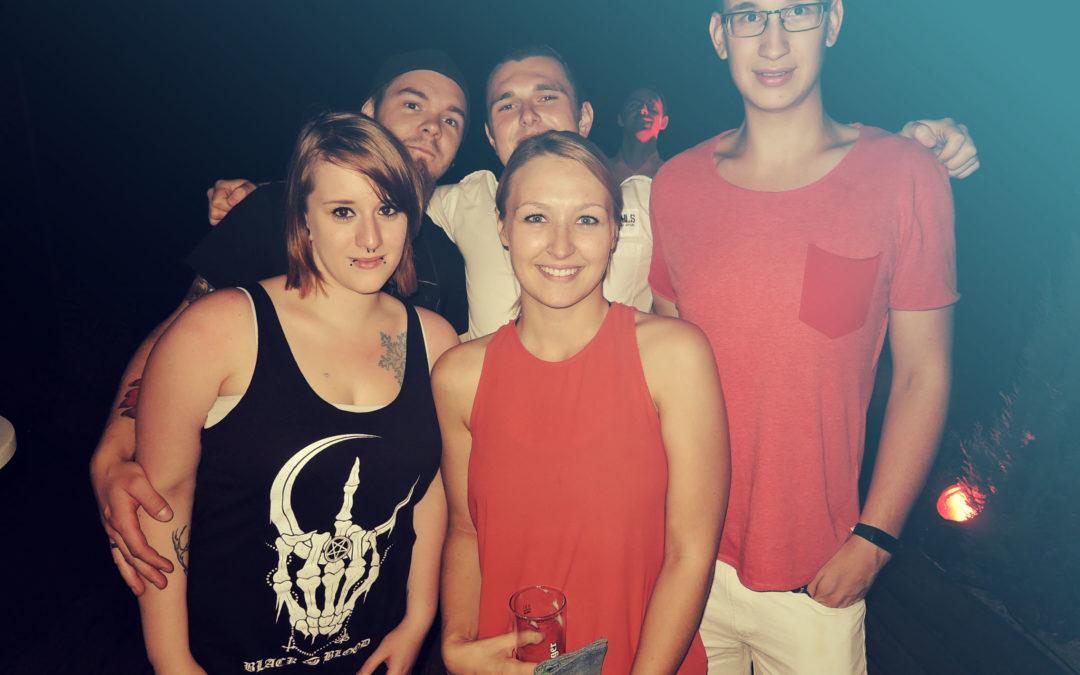 Summer Club Night 2016