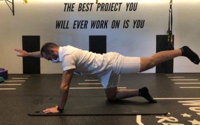 Rückenübungen mit dem eigenen Körpergewicht