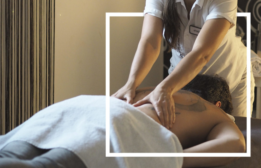 Produkt - Massage 5er Karte