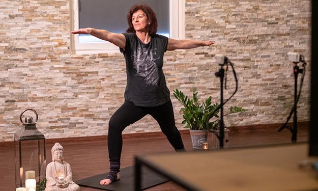 Yoga Kursangebot