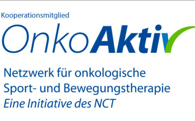 "Neuer Kooperationspartner des ""OnkoAktiv am NCT Heidelberg e.V."""