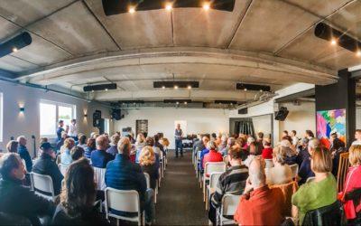 Großer Andrang beim Vortrag mit Andreas Bredenkamp